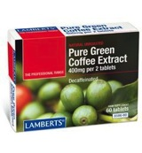 Groene koffie extract