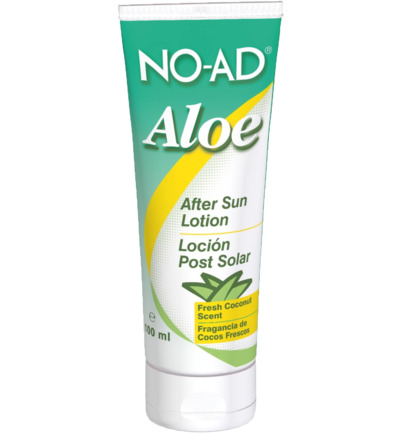 No-ad After sun lotion aloe 100ml