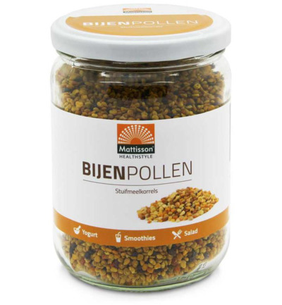 Absolute bijenpollen raw
