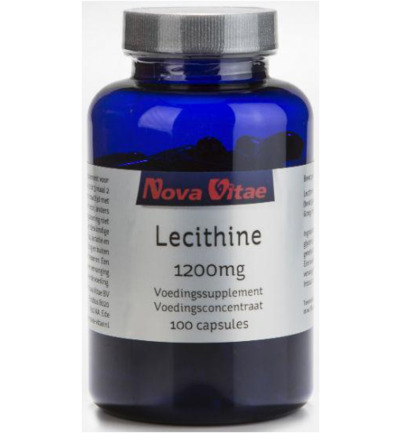 Lecithine 1200mg