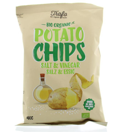 Chips salt & vinegar