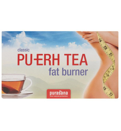 Pu erh tea builtjes