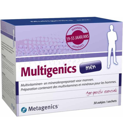 Multigenics men