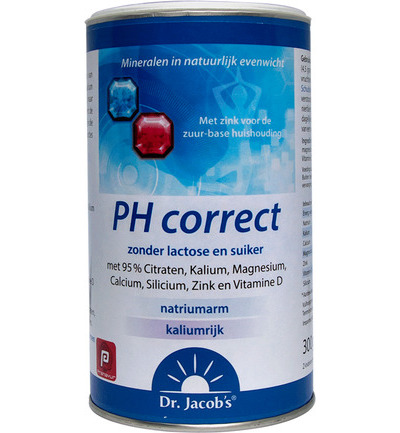 PH Correct Dr Jacobs