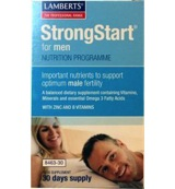 Strongstart man