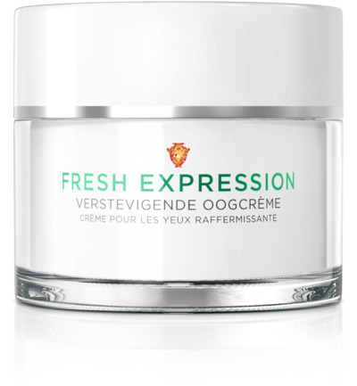 Fresh expression oogcreme
