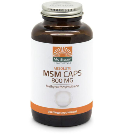 Absolute MSM 1000mg