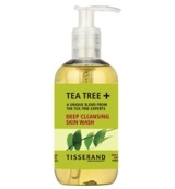 Deep cleansing all over skin wash tea tree plus