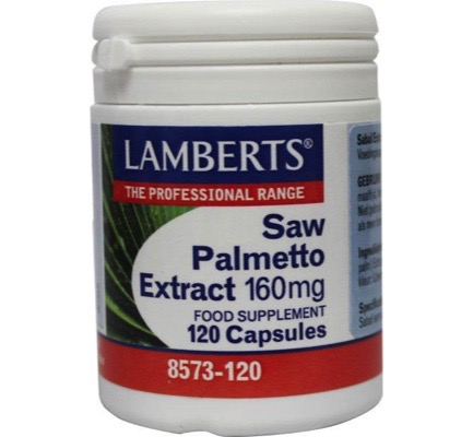 Sabal extract (saw palmetto)