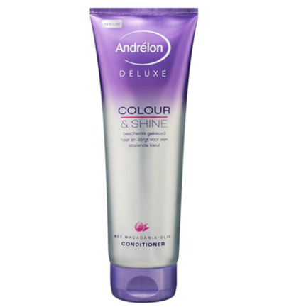 Deluxe conditioner color shine