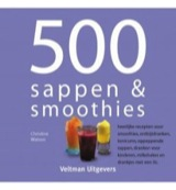 500 Sappen en smoothies