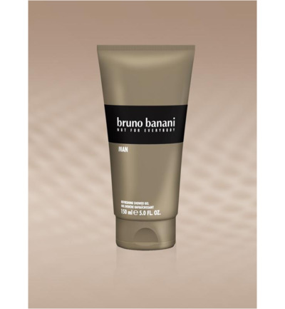 Afbeelding van Bruno Banani Man Shower Gel 150ml