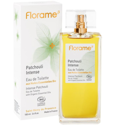 Eau de toilette intense patchouli