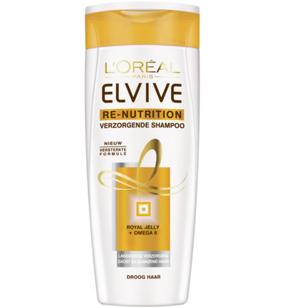 Elvive shampoo re-nutrition