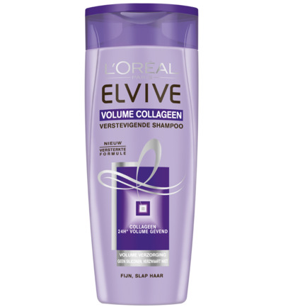 Elvive shampoo volume collageen