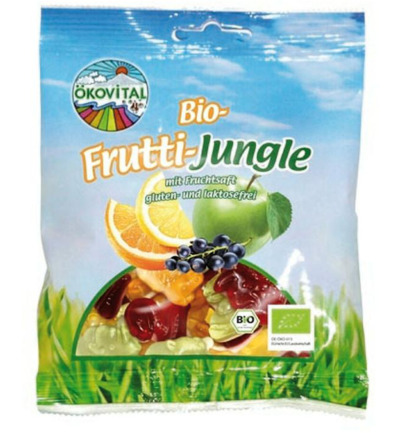 Okovital Frutti Jungle (100g)
