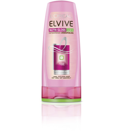 Elvive cremespoeling nutri-gloss light