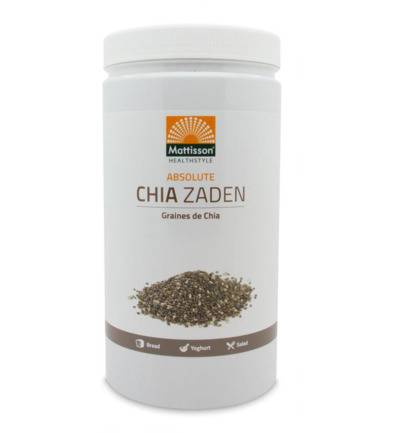 Absolute chia seeds raw