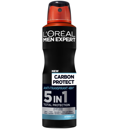 Deo Spray carbon protect