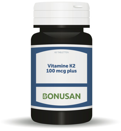 Vitamine K2 100 mcg plus