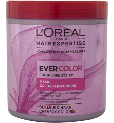 Hair expert everpure reinforcing intense mask