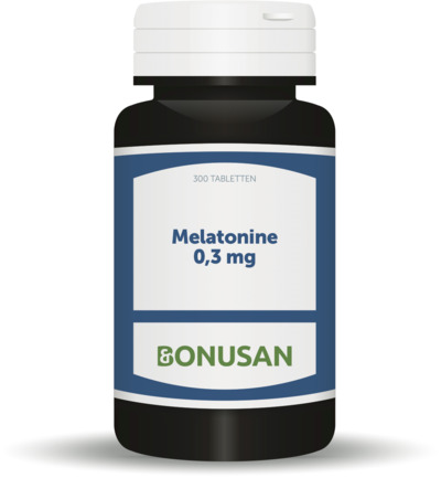 Melatonine 0.3 mg
