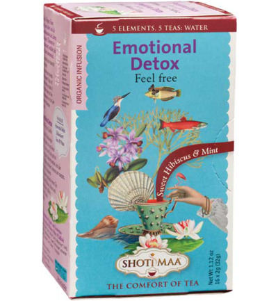 Water emotional detox