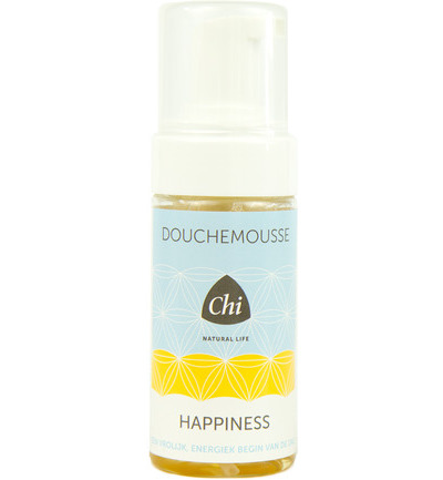 Happiness douchemousse