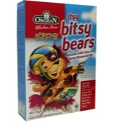 Itsy bitsy bears chocolate/berry