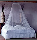 Mosquito net flexible 2 personen