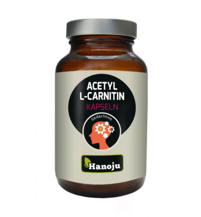Acetyl L carnitine 400mg