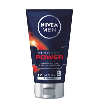 Men power styling gel