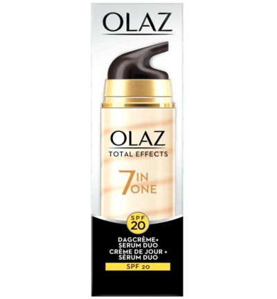 Total effects 7in1 dagcreme SPF 20