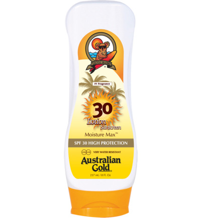 Lotion Sunscreen SPF30 Moisture Max