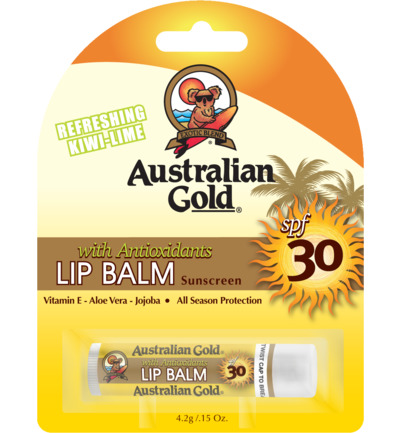 Lip Balm Sunscreen SPF30