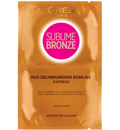 Sublime bronze tissues