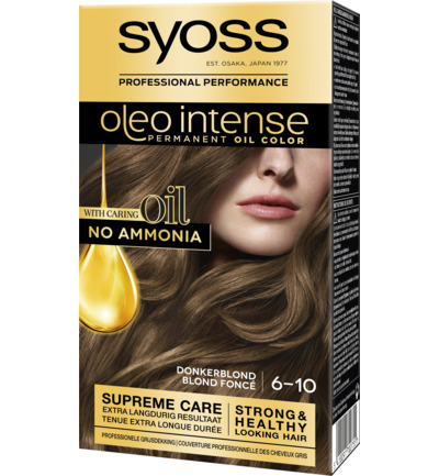 Color oleo 6.10 donker blond