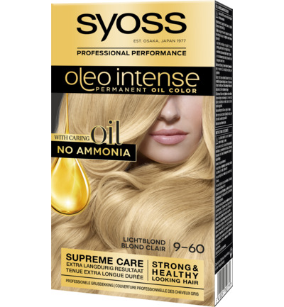 Color oleo 9.60 licht blond