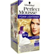 Perfect mousse 1200 intensive lightener
