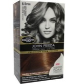 Precision foam color light cool almond brown 6.5