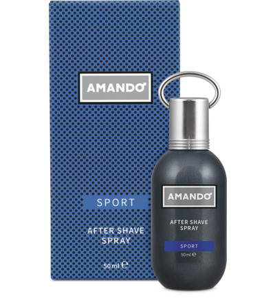 Sport aftershave