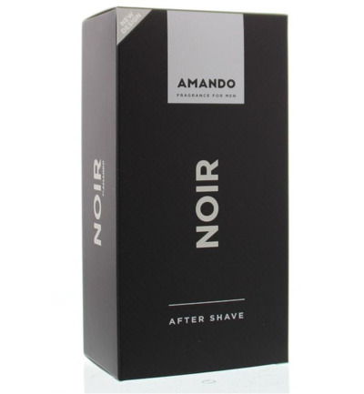 Noir aftershave spray