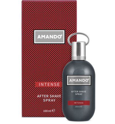 Intense aftershave