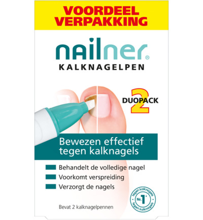 Kalknagelpen duo 4ml
