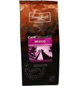 Cafe organico Mexico