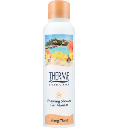 Therme Showermousse Ylang Ylang (200ml)