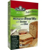 Breadmix multi grain quinoa chia