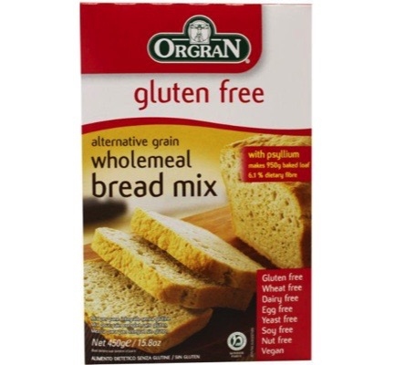 Breadmix wholemeal