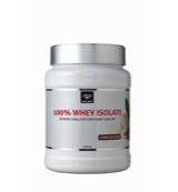 100% Whey isolate stevia chocolade