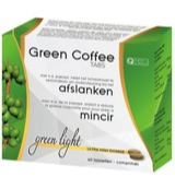 Green coffee tabs